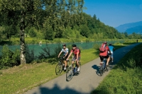 Drau cycle path
